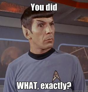 Spock Meme