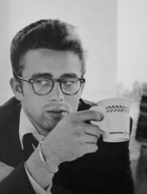 James Dean | Iconic Geek Chic | Lunor 226