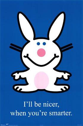 happy bunny happy bunny1 a99f585b75982c6d7dd6d661cc546e6a happy ...