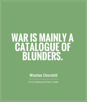 War Quotes Winston Churchill Quotes