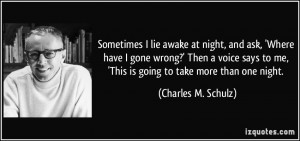 More Charles M. Schulz Quotes