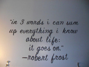 text quotes robert frost