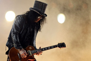 Slash to Appear on 'Guitar Center Sessions'