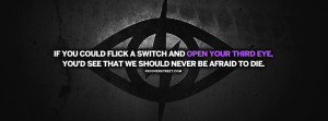 Open Your Third Eye Muse Quote Lyrics Picture