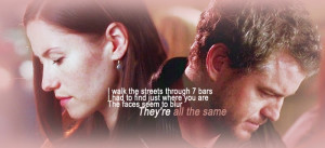 Grey's Anatomy Mark & Lexie