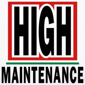 Design ~ HIGH MAINTENANCE TANK TOP
