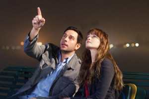 Alexis Bledel and Zachary Levi Preview REMEMBER SUNDAY