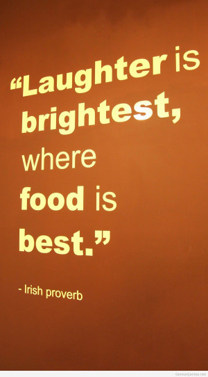 Where food is best family fat quotes