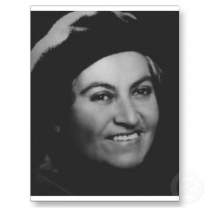 Gabriela Mistral Young