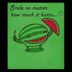 smile no matter what smile no matter what