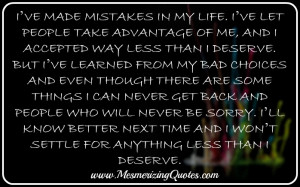 Good times and bad experiences make up the fabric of who we are and ...