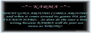 KARMA Facebook Cover