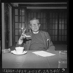 The Strange and Wonderful Witness of Bishop James Pike