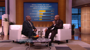 Bishop T D Jakes Talks Marriage With Steve Harvey (Part One)