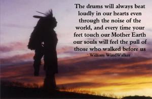 Last Cry, Native American Prophecies