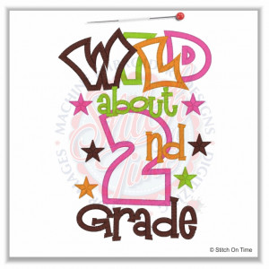 Sayings About Second Grade