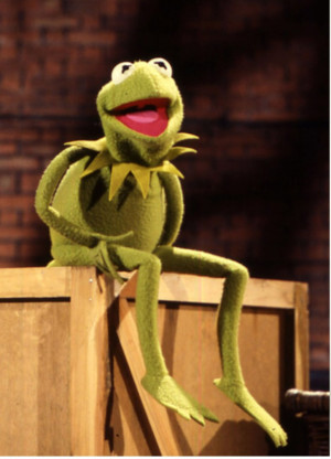 WHO IS KERMIT THE FROG?
