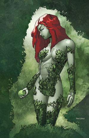 Poison Ivy Chrisables Credited