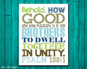 Back > Quotes For > Bible Verses About Family Unity