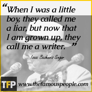 quote1 isaac bashevis singer isaac bashevis singer quotes isaac ...