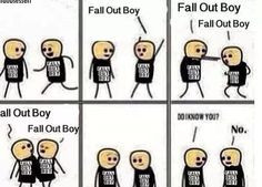 Fall Out Boy Quotes Funny ~ Fall Out Boy on Pinterest | 157 Pins