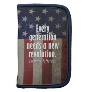 Thomas Jefferson Quote on Revolution Planner