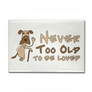 Senior Dog Quotes | via elle vegan