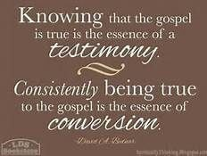 lds testimony quotes - Bing Images