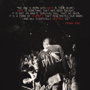 quote by me frank iero my chemical romance mcr Perfect quote is ...