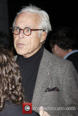 John Guare Thursday 20th September 2012 Opening night of the Off