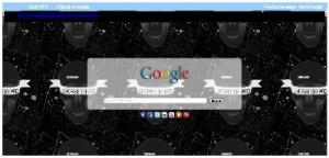Skulls Live Fast Die Hard Google Homepages