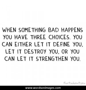 Empowering quotes...