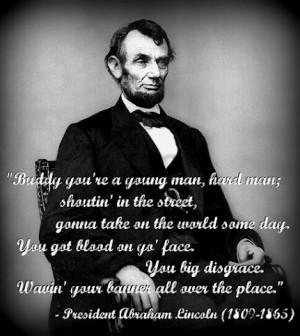 President Abraham Lincoln (1809-1865)[updated]