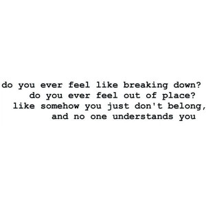 Welcome To My Life by Simple Plan quote made by haleyy liked on ...
