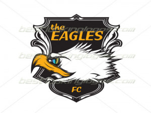 eagles team logo a logo design featuring an eagle and shield possible ...