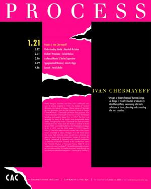 Ivan Chermayeff Poster