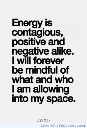 Alex Elle – Energy is contagious
