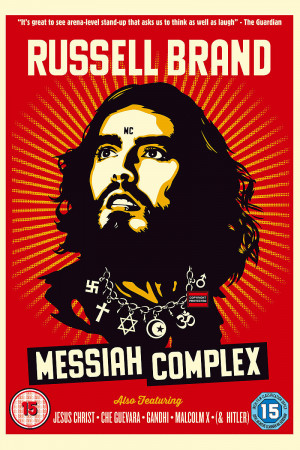 Up Movie Quotes Russell Russell brand: messiah complex