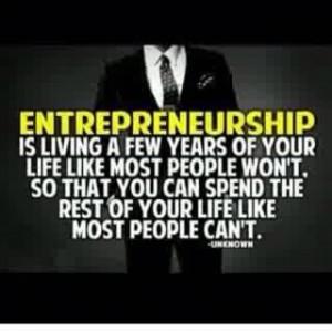 Make the sacrifice to gain the reward #entrepreneurship