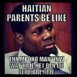Haitian be Like Jokes, from Instagram, Facebook, very funny ...
