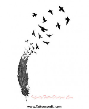 Tattoo%20Quotes%20With%20Feathers%204 Tattoo Quotes With Feathers 4