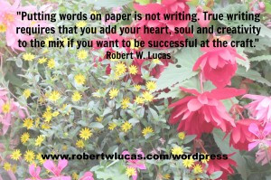 Quotes Writers Block ~ Inspirational Writing Quotes – Robert W ...