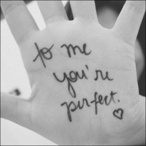 hand, love, message, perfect