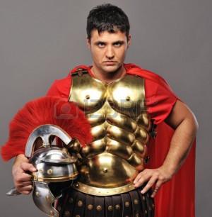 roman soldier uniform