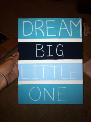 Big Little Canvas