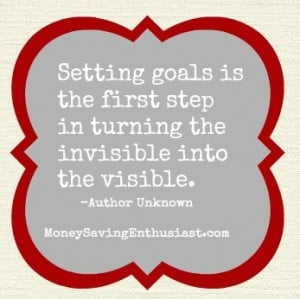 goal setting quote #quotes
