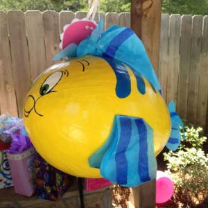 Little Mermaid Invitations Homemade
