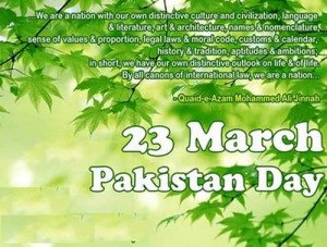 Pakistan Day Quotes 8