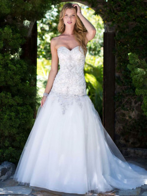 Kenneth Winston Private Label by G Wedding Dress