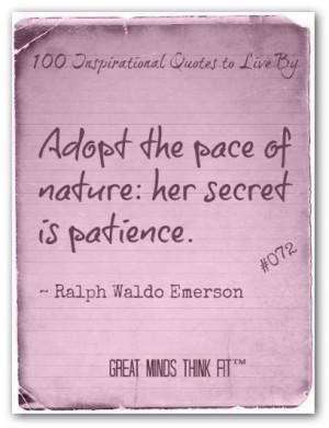 Ralph Waldo Emerson Quote #072